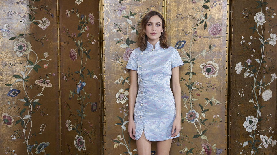 Cover for Alexa Chung X mytheresa.com
